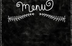 O livro de receitas gastronômicas